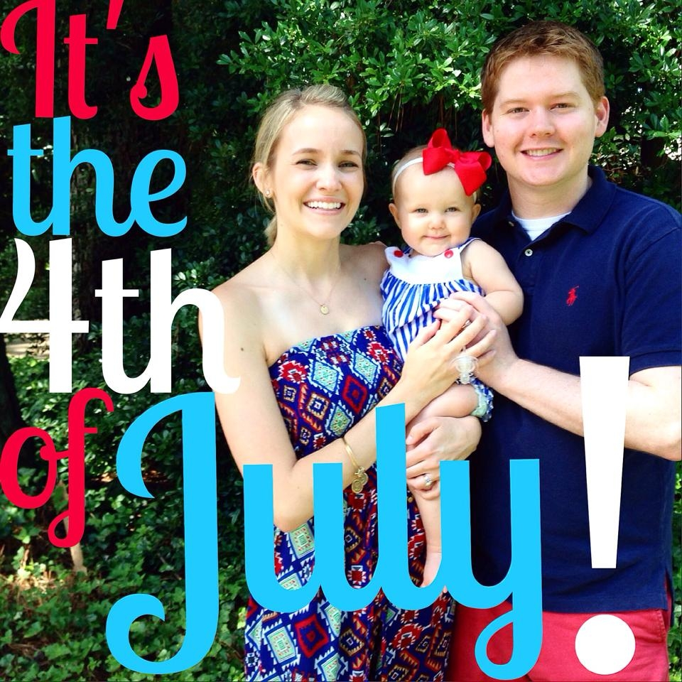 July the 4th in Memphis | Dr. Kyle Fagala and Family