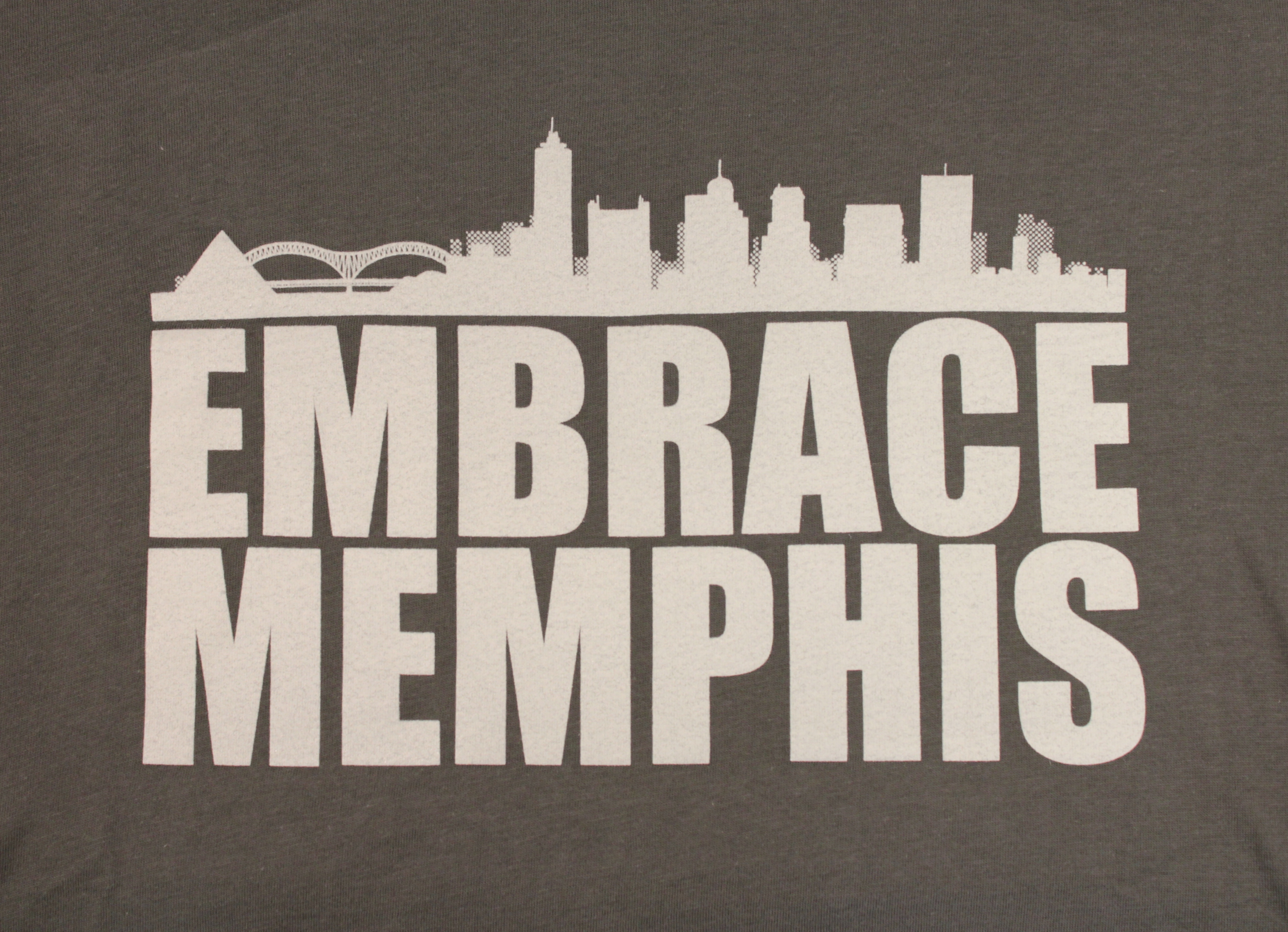 Embrace Memphis Shirt | Orthodontic Office T-Shirt | Memphis Orthodontist Dr. Kyle Fagala