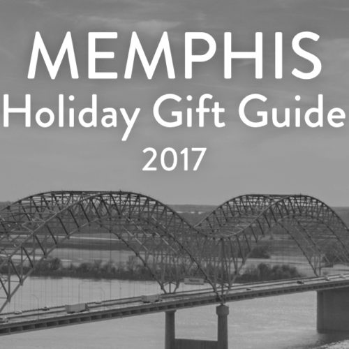Memphis Holiday Gift Guide 2017