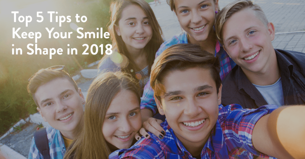 Saddle Creek Ortho | Smile Tips | 2018 Toothbrushing